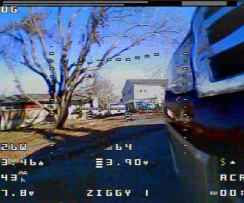 Mobula7 V2 Frame Test SUV Edition