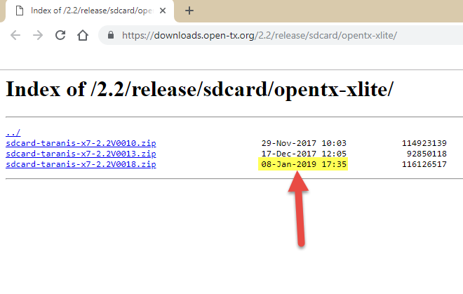How To Update OpenTX To 2 2 3 & Lua Scripts – icantfly