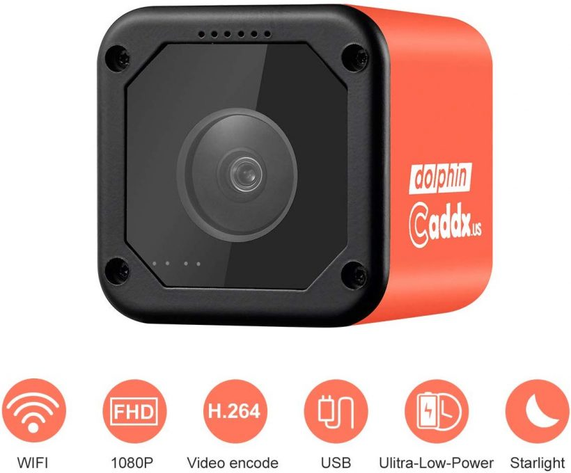 Caddx Dolphin FPV Camera Review