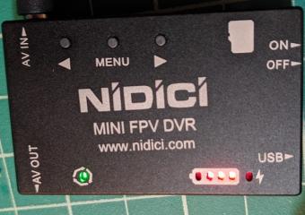 NIDICI DVR AV Cable Fix