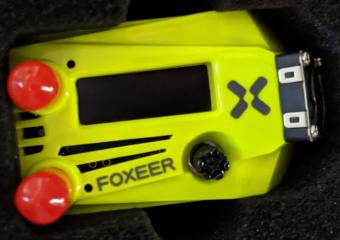 Immersion Rapidfire VS Foxeer Wildfire – Indoor