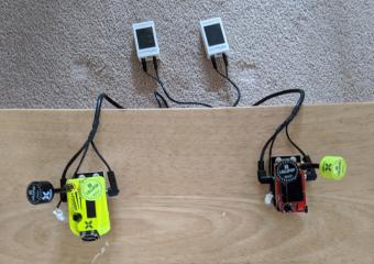 FPV Module Testing Setup
